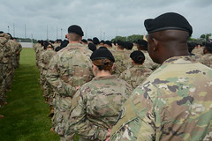 "190522-A-WV398-158 (Fort Campbell) Tags: weekoftheeagle2019 woe2019 woe 101stairbornedivisionairassault 101stsustainmentbrigade 3rdbrigadecombatteam""rakkasans"" 101stcombataviationbrigade 1stbrigadecombatteam 2nd brigade combat team fortcampbell us army air assault 129thcombatsustainmentsupport 129thcssb 101stspecialtroopsbattalion divisionreview screamingeagles"