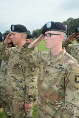 "190522-A-WV398-137 (Fort Campbell) Tags: weekoftheeagle2019 woe2019 woe 101stairbornedivisionairassault 101stsustainmentbrigade 3rdbrigadecombatteam""rakkasans"" 101stcombataviationbrigade 1stbrigadecombatteam 2nd brigade combat team fortcampbell us army air assault 129thcombatsustainmentsupport 129thcssb 101stspecialtroopsbattalion divisionreview screamingeagles"