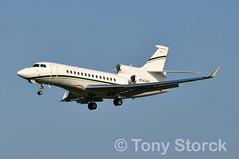 N343AP (bwi2muc) Tags: bwi airport airplane aircraft plane flying aviation spotting spotter dassault falcon n343ap falcon7x bwiairport bwimarshall baltimorewashingtoninternationalairport