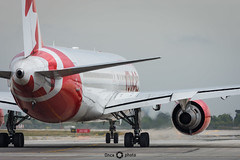 Air Canada Rouge / Boeing 767-300 / C-GEOQ (Once Photo) Tags: 737 747 767 777 787 a320 a321 a350 a380 bcn lebl a340 airbus aircraft airplane airport alabe avgeek aviation aviationdaily aviationgeek aviationlovers aviationphotography blade boeing cockpit crew d7200 easyjet fan flight fly flying instaplane jet landing level nikon nikond7200 photography pilot pilotlife plane planes planespotter planespotting rampagent ryanair sharklet sunset takeoff tamron taxiing turbofan united vueling winglet b767 767300
