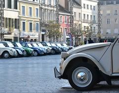 Citroën 2cv's (fabbi71100) Tags: citroën citroën2cv citroëndyane