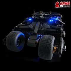 LEGO 76023 Batman Tumbler Light Kit (Gameofbricks.eu) Tags: lego legolight legolights legobatman