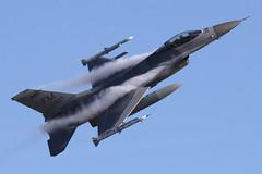 USAF F-16C Fighting Falcon (nickchalloner) Tags: 851487 85487 general dynamics f16c f16 fighting falcon 93 93rd fighter squadron sqn 482 482nd wing united states air force usaf us af royal lakenheath egul lkz gd afrc