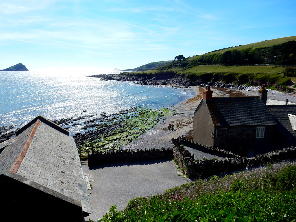 Wembury Beach, Devon (NT)