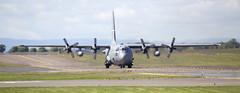 C130H Hercules 11237 5D3_4281 (Ronnie Macdonald) Tags: ronmacphotos aircraft prestwick c130h hercules 11237