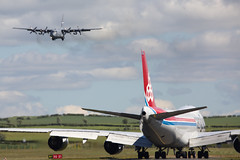 C130H Hercules 11237 5D3_4275 (Ronnie Macdonald) Tags: ronmacphotos aircraft prestwick c130h hercules 11237