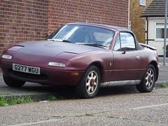 1990 Mazda MX-5 (Neil's classics) Tags: vehicle 1990 mazda mx5 1600cc car