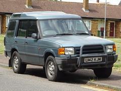 1994 Land Rover Discovery TDI Auto (Neil's classics) Tags: vehicle 1994 land rover discovery tdi landrover offroad wagon