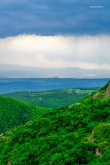 DSCF1857 (george_demetrashvili) Tags: kiketi georgia nature mountain green spring heaven trees beforerain