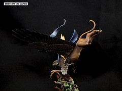 griffin 7 (whitemetalgames.com) Tags: warhammeraos warhammerageofsigmar age sigmar ageofsigmar aos warhammerfantasy fantasy warhammer paintingwarhammer gamesworkshop games workshop citadel whitemetalgames wmg white metal painting painted paint commission commissions service services svc raleigh knightdale knight dale north carolina nc hobby hobbyist hobbies mini miniature minis miniatures tabletop rpg roleplayinggame rng warmongers high elf griffon gryphon display diorama