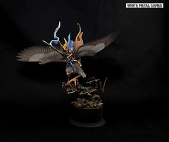 griffin 1 (whitemetalgames.com) Tags: warhammeraos warhammerageofsigmar age sigmar ageofsigmar aos warhammerfantasy fantasy warhammer paintingwarhammer gamesworkshop games workshop citadel whitemetalgames wmg white metal painting painted paint commission commissions service services svc raleigh knightdale knight dale north carolina nc hobby hobbyist hobbies mini miniature minis miniatures tabletop rpg roleplayinggame rng warmongers high elf griffon gryphon display diorama