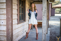 Sharp Carl Zeiss Sony Sonnar T* FE 55mm f/1.8 ZA Lens SEL55F18Z ! Pretty Green Eyes Athena! Beautiful Cowgirl Model Goddess Gold 45 Revolver Cowboy Boots Country Woman!  White Summer Dress & Tan Cowboy Boots Gold 45 Revolver Lingerie!  dx4/dt=ic Sony A7 R (45SURF Hero's Odyssey Mythology Landscapes & Godde) Tags: pretty green eyes athena beautiful cowgirl model goddess gold 45 revolver cowboy boots country woman white summer dress blue jeans cutoffs daisy dukes dx4dtic 45surf 45epic sony a7 r 55mm carl zeiss f18 prime lens
