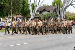 Carson High School Marine Corps JROTC (mark6mauno) Tags: carson high school marine corps jrotc 60thannualtorrancearmedforcesdayparade 60th annual torrance armed forces day parade 2019 nikkor 70200mmf28evrfled nikon nikond810 d810