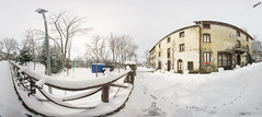 AnticoalbergoLaVerna (z®[]) Tags: 360° 360photo 360view pano360 snow tuscany arezzo casentino