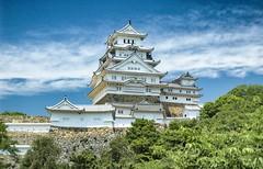 himeji castle 002 (mstkeast) Tags: japan himeji himejicastle castle 日本 姫路 姫路城 城