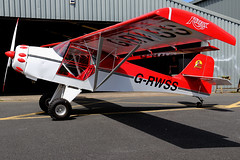 G-RWSS (GH@BHD) Tags: grwss denney kitfox newtownardsairfield newtownards ulsterflyingclub aircraft aviation