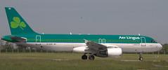 Airbus A-320 EI-DVE (707-348C) Tags: dublinairport dublin eidw passenger airliner jetliner airbus airbusa320 a320 aerlingus ireland lingus ein 2019 oldcolours dub eidve