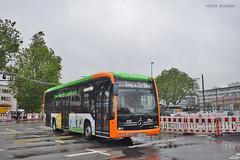 Mercedes-Benz eCitaro - 8502 - 20 - 21.05.2019 (VictorSZi) Tags: mercedes mercedesbenz mercedesbenzecitaro germany heidelberg nikon nikond5300 transport publictransport spring primavara mai may