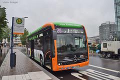Mercedes-Benz eCitaro - 8502 - 20 - 21.05.2019 (5) (VictorSZi) Tags: mercedes mercedesbenz mercedesbenzecitaro germany heidelberg nikon nikond5300 transport publictransport spring primavara mai may
