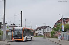 Mercedes-Benz eCitaro - 6004 - 67 - 20.05.2019 (2) (VictorSZi) Tags: deutschland germany mannheim mercedesbenzecitaro mercedes mercedescitaro mercedesbenz bus autobuz nikon nikond5300 rnv spring primavara mai may