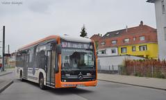 Mercedes-Benz eCitaro - 6004 - 67 - 20.05.2019 (3) (VictorSZi) Tags: deutschland germany mannheim mercedesbenzecitaro mercedes mercedescitaro mercedesbenz bus autobuz nikon nikond5300 rnv spring primavara mai may