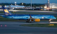 TF-FIR - Boeing 757-256 - LHR (Seán Noel O'Connell) Tags: icelandair tffir boeing 757256 b757 b752 heathrowairport lhr egll 09r kef bikf ice455 fi455 80yearsofaviation aviation avgeek aviationphotography planespotting