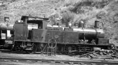 CP 033, Contumil, June 1967 (filhodaCP) Tags: steamlocomotive linhadodouro linhadominho vapor comboioavapor comboiosdeportugal máquinaavapor cp caminhosdeferro ferroviário