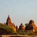Dusk at Bagan, Myanmar