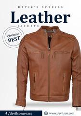 Shop-the-branded-leather-jacket-for-fashion-wear (devilsondotcom) Tags: fashion leather jackets mens cool stylishlook leatherjackets mensjackets
