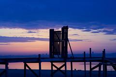 DAK02868, 03-28-51 (dima.kazan) Tags: казань волга верхнийуслон студенец снтвесна рассвет ночь пристань причал пирс дверь ворота калитка вникуда
