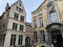 Antwerp, Belgium, April 2019