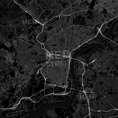 [Dark Maps] [U.S.A.] Black downtown map of Philadelphia, Pennsylvania (Hebstreits) Tags: american area atlas background black concept design detail geography graphic hebstreit high highresolution highquality highres highways image interstate large major map minor much paths pattern pdflicense pennsylvania philadelphia phl rail region roads sign states streets symbol template texture tourist track travel trip united urban usa vacation vector very waves