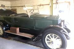 SV8067 Stanley Steamer (kitmasterbloke) Tags: vehicle car vintage classic transport uk