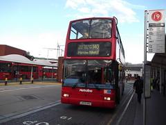 LK03 GKG Plaxton President - Metroline VP468 (Ray's Photo Collection) Tags: heathrow metroline lk03gkg vp468 central busstation airport bus londonbuses plaxton president