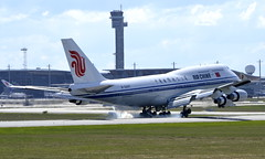 Air China B-2447, OSL ENGM Gardermoen (Inger Bjørndal Foss) Tags: b2447 airchina boeing 747 osl engm gardermoen