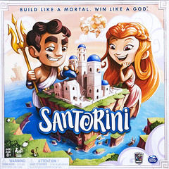 Santorini (Vernon Barford School Library) Tags: santorini gordonhamilton game games strategy strategic strategygame strategygames greekmythology greek mythology myth myths greece island islands village villages aegeansea vernon barford library libraries new recent junior high middle school vernonbarford 778988704691