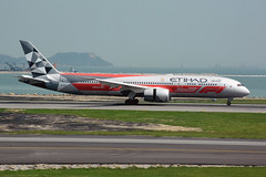 Etihad Airways A6-BLV (Howard_Pulling) Tags: etihad f1 hk 787 7879 airport
