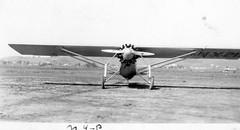 Morrow_0032 Construction photo of original Ryan NYP N-X-211 (San Diego Air & Space Museum Archives) Tags: aviation aircraft airplane nx211 ryan ryannyp spiritofstlouis wrightwhirlwind wrightj5whirlwind wrightj5 wrightj5cwhirlwind wrightj5c j5 j5c whirlwind