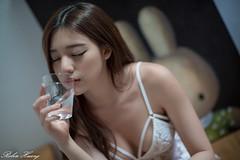 DSC_6048 (Robin Huang 35) Tags: 新莊區 新北市 中華民國 人像 portrait lady girl nikon d850 謝立琪 kiki 無印小宅 內衣 underwear 旅拍