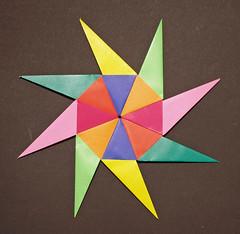 TOKYO STAR (mganans) Tags: origami star