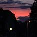 Abendhimmel im Mai