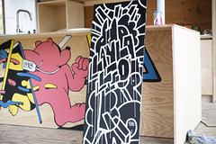 DSC_9036-processed (Chairman Ting) Tags: blog post artinstallation mural chairmanting carsonting characters art illustration muralart saltspringisland customhome nikond600 nikkor50mm documentation