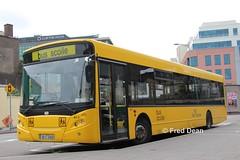Bus Eireann AS2 (06C24501). (Fred Dean Jnr) Tags: buseireann cork alexander dennis enviro300 as2 06c24501 parnellplacebusstation may2019 schoolbus busscoile yellow