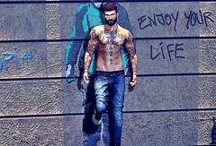 Enjoy it! (Coleb126) Tags: secondlife sl second life slmodel slmodeling navajoposes navajo