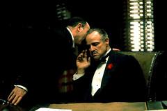 "Marlon Brando in ""The Godfather"" (Static Phil) Tags: francisfordcoppola movieposter 1972 marlonbrando alpacino jamescaan richardscastellano robertduvall sterlinghayden"