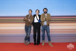Equipe du film Le Daim