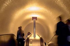 Baixa-Chiado tube station (enrique.torrens) Tags: street photography lisbon tube baixa chiado station nikon d3200 portugal
