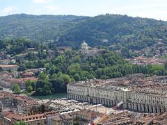 Turin - Piazza Vittorio Veneto