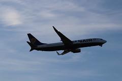 Ryanair EI-EKN BFS 16/05/19 (ethana23) Tags: planes aviation aircraft airplane aeroplane avgeek ryanair boeing 737 737800
