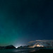 Aurora Borealis in Lofoten Norway